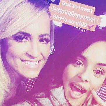 SUmmer Rae is a sweetheart! Guys, she's not bad. Stahp.