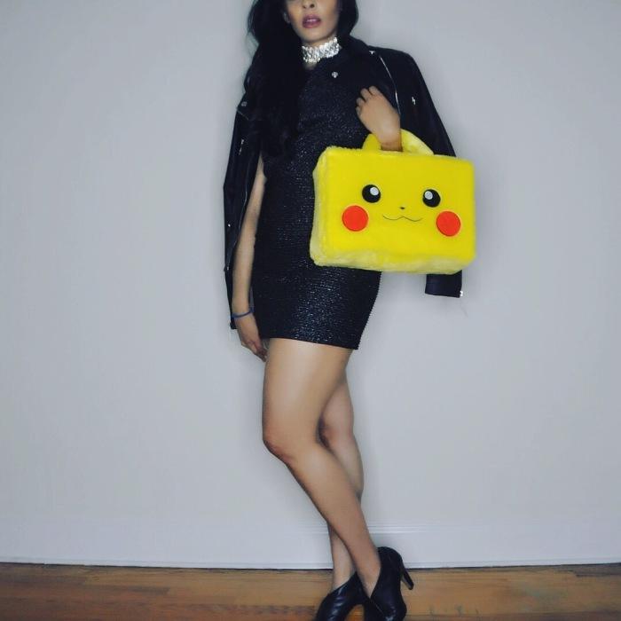 GTFO! Pokémon Pikachu & Pokéball Bag LOOKBOOK (Yay or Nah