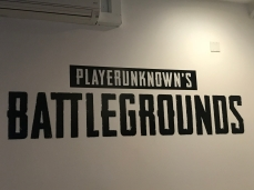 Attended the PUBG After Party!