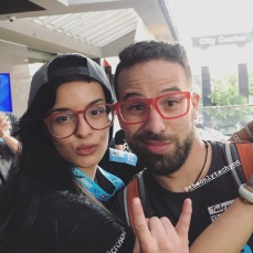 We and Mixer Partner Tachyon #GlassesSquad