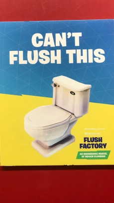 Can't Flush This! At the Fortnite After Party