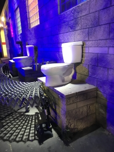 Toilets are a big thing in FOrtnite