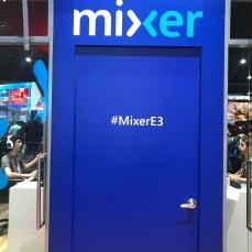 Mixer has a potty on the floor? JK it's not.