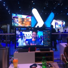 😍The View From Inside Mixer's VIP Booth.